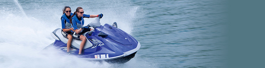 Yahama Jet Ski Rental Lake Livingston